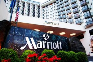 Jobs in Marriott International Inc
